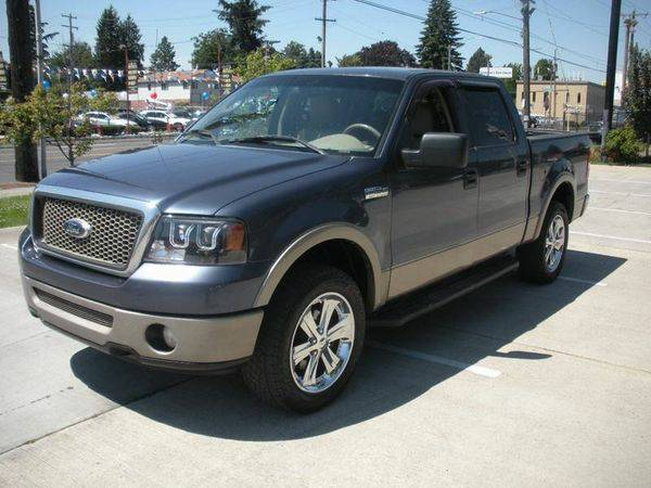 2006 *Ford* *F-150* *F 150* *F150* Lariat 4dr SuperCrew 4WD Styleside