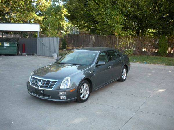 2008 *Cadillac* *STS* V8 4dr Sedan w/ Navigation >>>Easy...