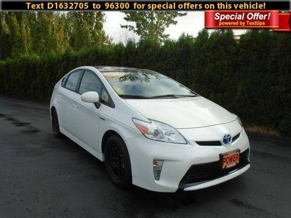 2013 *Toyota* *Prius* - Call/Text