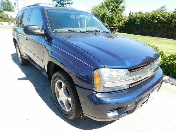 2008 *Chevrolet* *TrailBlazer* LS 4X4 *ONLY 115K!* CALL - CALL/TEXT...