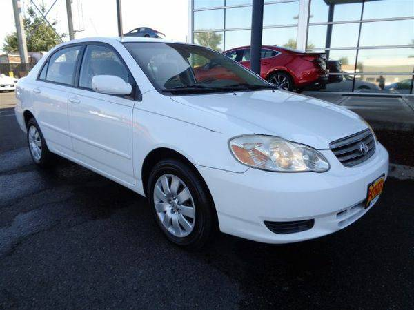 2003 *Toyota* *Corolla* - CALL/TEXT 📱
