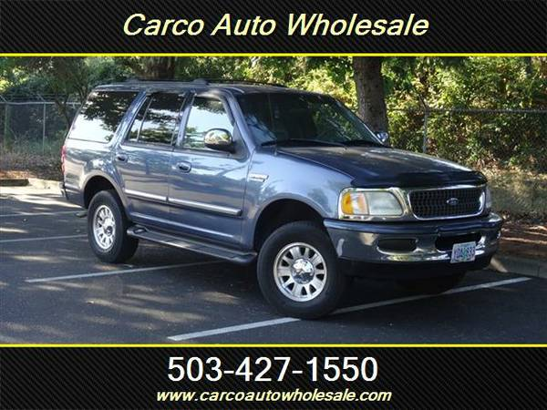 1998 Ford Expedition XLT 4dr XLT,FAMILY SIZE,4WD,WOW