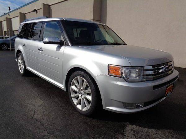 2012 *Ford* *Flex* Limited w/EcoBoost - CALL/TEXT 📱