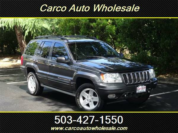 2002 Jeep Grand Cherokee Overland 4dr Overland,low mileage
