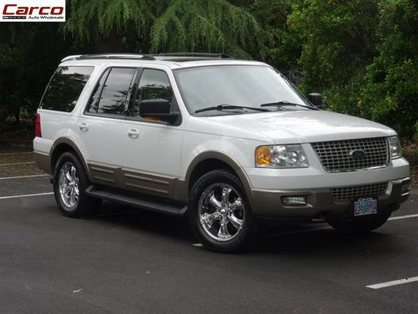 2003 Ford Expedition Eddie Bauer,EXTRA CLEAN,FAMILY SUV