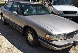 SOLD! 1995 BUICK LESABRE LIMITED