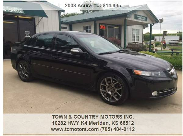 2008 ACURA TL ◆◇◆ 90628 MILES! GREAT CLEAN LOW...