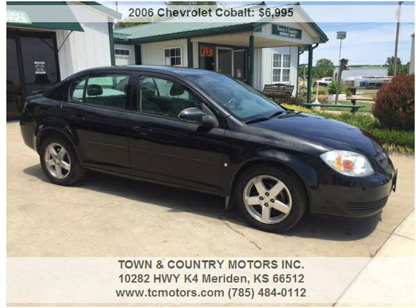 2006 CHEVROLET COBALT ◆◇◆ 30000! AWESOME LOW...
