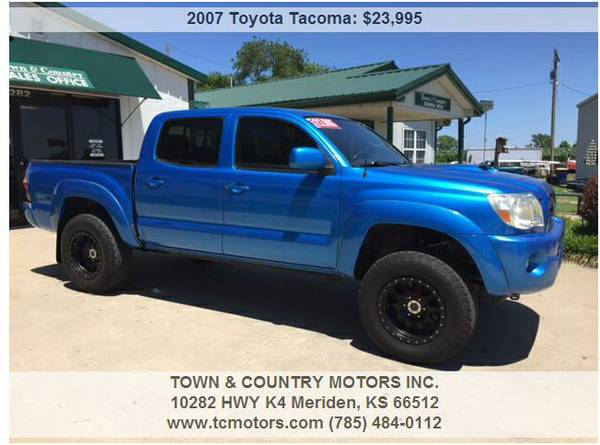 2007 TOYOTA TACOMA ◆◇◆ 37000 GREAT CLEAN LOW...