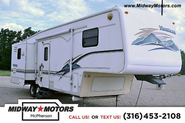 2000 Ohio Rv Triple Slide 5th Wheel Rv Ohio