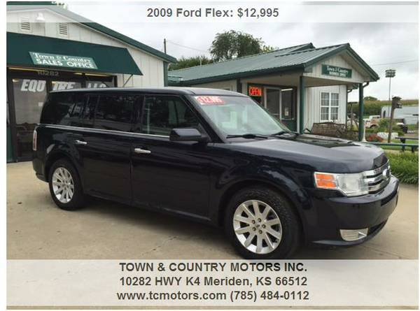 2009 FORD FLEX ◆◇◆ 93000 MILES! AWESOME! FULLY...