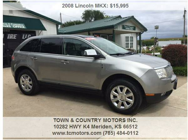 2008 LINCOLN MKX ◆◇◆ 63000 MILES! SUPERB! LOW...