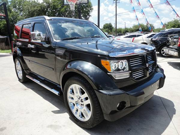 **2008 DODGE NITRO R/T**LOADED**DVD**NAVIGATION**CALL TODAY**