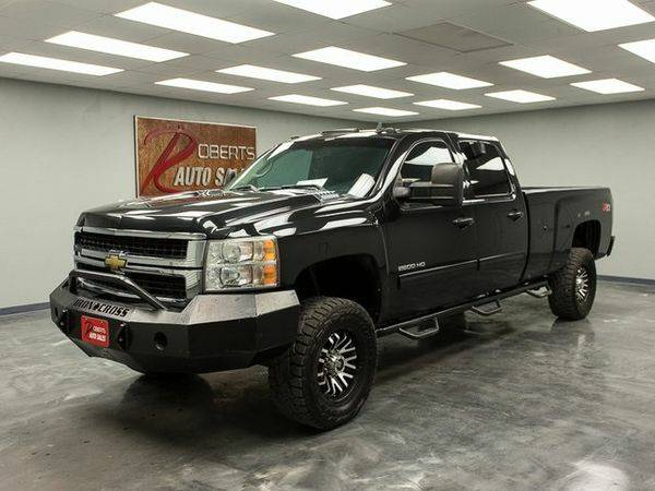 2010 *Chevrolet* *Silverado* *2500HD* LTZ FAST APPROVAL AND IN HOUSE...