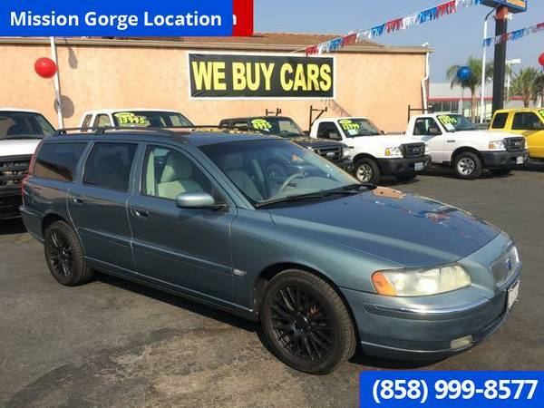 2005 VOLVO V 70, 2.5T WAGON,LO MILES,LIKE NEW, PRISTINE , CLEAN TITLE,