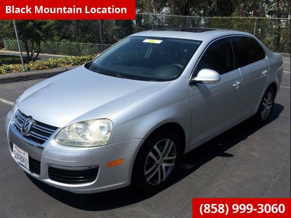 2006 VOLKSWAGEN JETTA 2.5 SEL LEATHER LOADED CLEAN TITLE & CAFAX LOW M