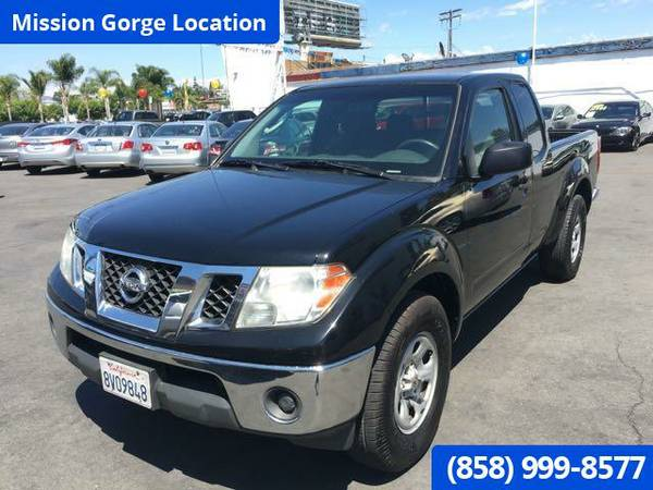 2009 NISSAN FRONTIER XE KING CAB, 4DR, NICE, CLEAN TITLE,