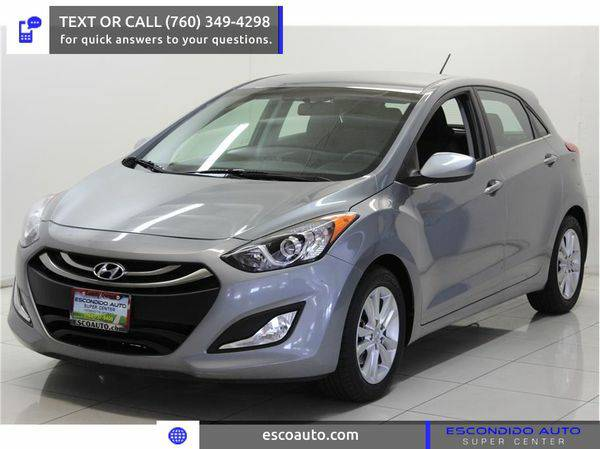 2015 *Hyundai* *Elantra* *GT* -☏ CALL OR TEXT FOR PRE-APPROVAL