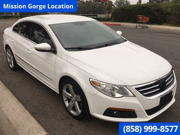 2012 VOLKSWAGEN CC LUX PLUS NAVIGATION 2ND OWNER CLEAN TITLE & CARFAX