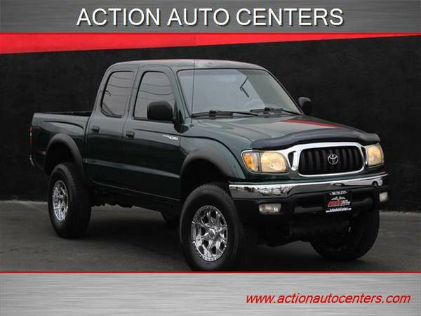 2001 Toyota Tacoma Prerunner *CLEAN CARFAX*