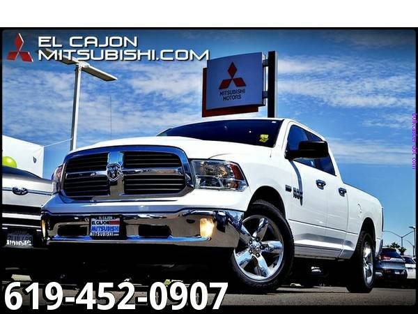 ♫2014 Dodge Ram 1500 Big Horn, only 29k miles!♫