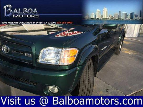 2004 *Toyota* *Tundra* Limited 4dr Double Cab Limited - FREE 6...