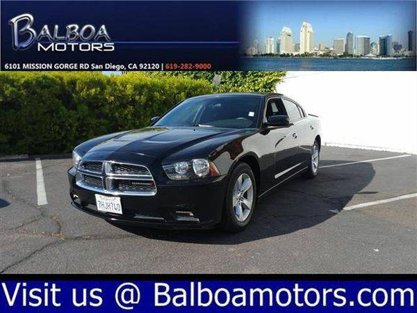 2013 *Dodge* *Charger* SE - FREE 6 MOS/6,000 MILE WARRANTY!
