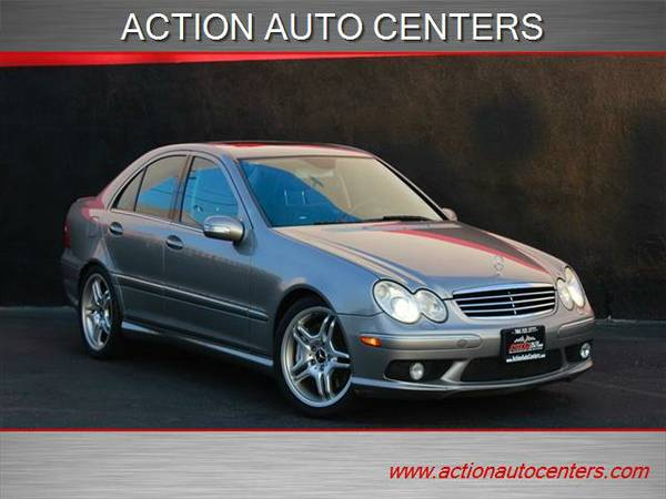 2005 Mercedes-Benz C55 AMG *ONE OWNER*CLEAN CARFAX*V8 ENGINE*