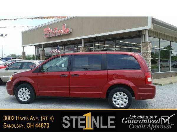 GUARANTEED Credit Approval-----2008 Chrysler Town & Country