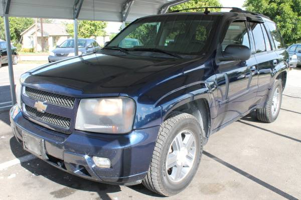 07 CHEVROLET TRAILBLAZER
