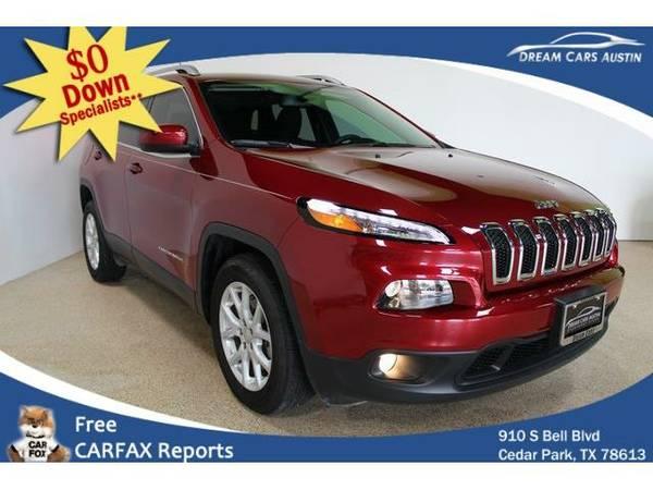 2016 *Jeep*Cherokee FWD* 4d Wagon Latitude - GOOD OR BAD CREDIT OK!