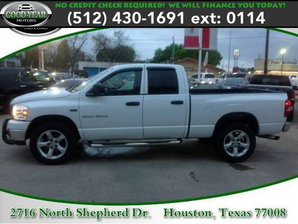 2007 *Dodge Ram 1500* SLT NO CREDIT CHECK REQUIRED!