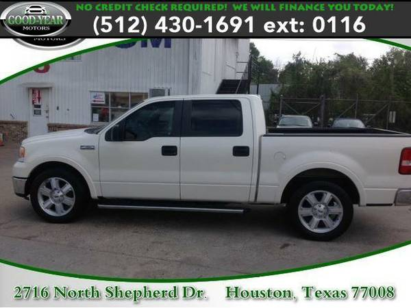 2007 *Ford F-150* Lariat NO CREDIT CHECK REQUIRED!