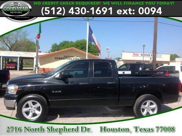 2008 *Dodge Ram 1500* SLT NO CREDIT CHECK REQUIRED!