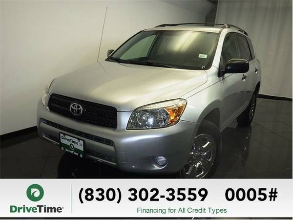 Beautiful 2008 *Toyota RAV4* Base (SILVER) - Clean Title