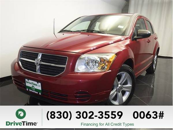 Beautiful 2010 *Dodge Caliber* SXT (RED) - Clean Title