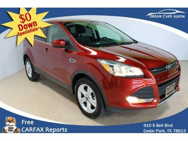 2016 *Ford*Escape 4WD* 4d Wagon SE - GOOD OR BAD CREDIT OK!