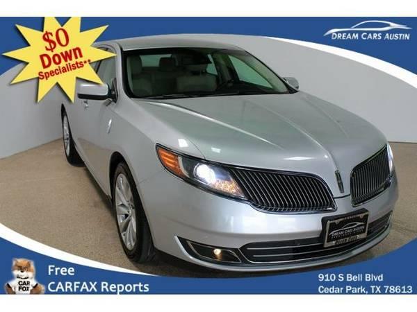 2014 *Lincoln*MKS* 4d Sedan AWD - GOOD OR BAD CREDIT OK!