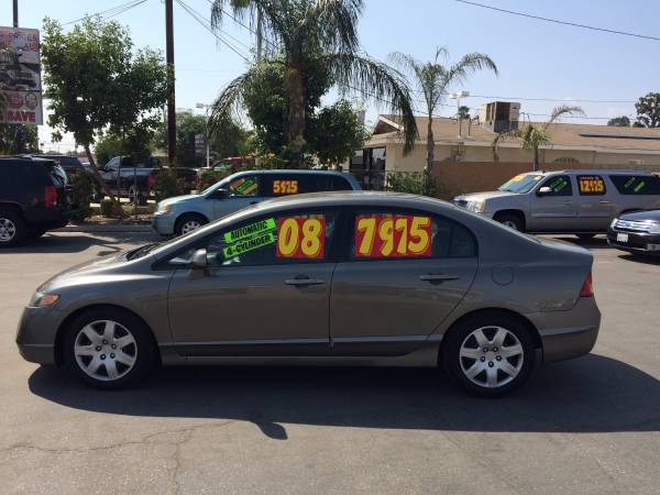 (((2008 HONDA CIVIC LX))) 4CYL,AUTO,EXTRA CLEAN,LOW MILE
