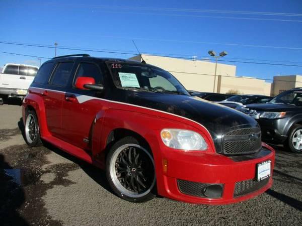 2008 *Chevrolet HHR* FWD 4dr SS - (BLACK) 4 Cyl.