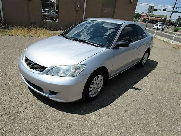 2005 Honda Civic Cpe LX AT