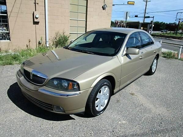 2005 Lincoln LS 4dr Sdn V6 Auto w/Luxury Pkg **59k Miles**
