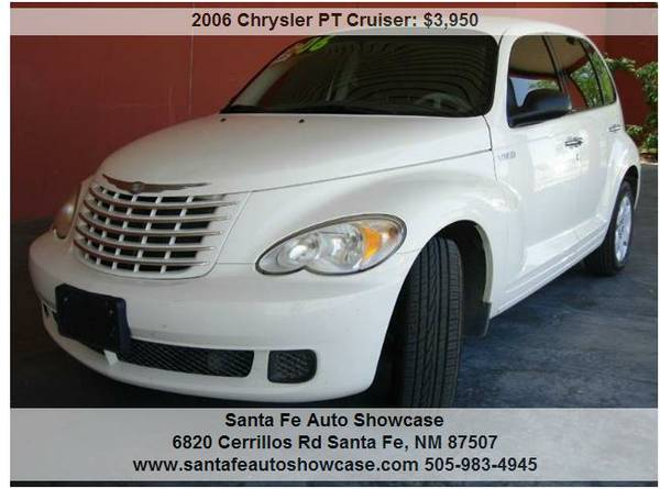 ★2006 Chrysler PT Cruiser WHITE★
