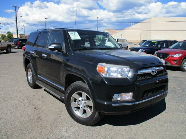 2011 *Toyota 4Runner* 4WD 4dr V6 Trail (Natl) - (BLACK) 6 Cyl.