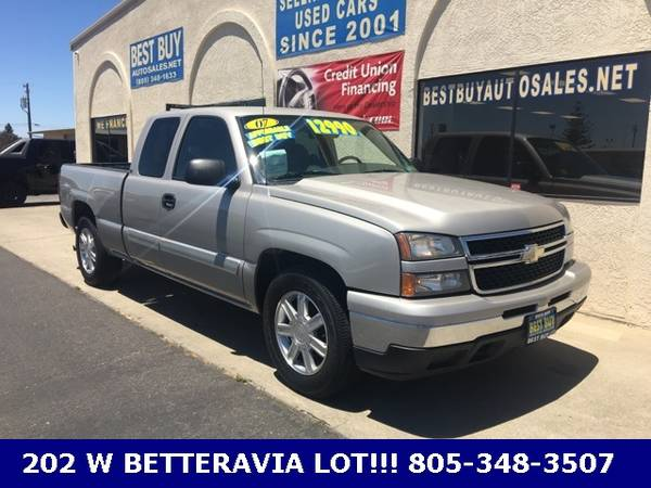 2007 Chevrolet Silverado 1500 Classic *Ready For Work*