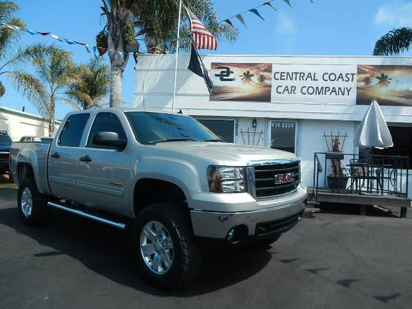 2007 GMC SIERRA VORTEX MAX 6.0 4X4 LIFTED!!!!