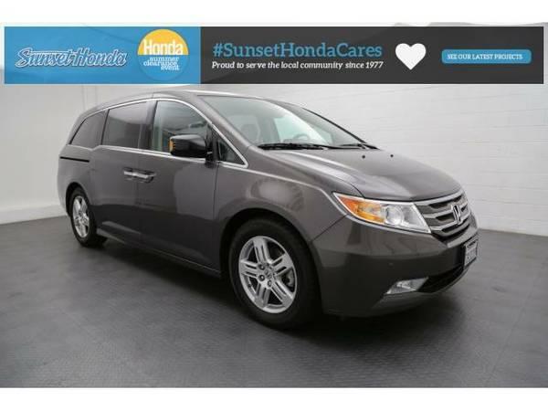 2013 *Honda Odyssey* Touring Elite - Great Credit, Bad Credit, No...