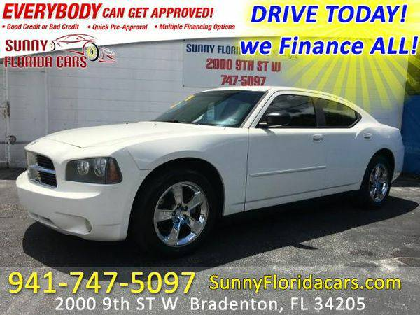 2007 *Dodge* *Charger* SXT - WE FINANCE ALL - EVERY ONE RIDES