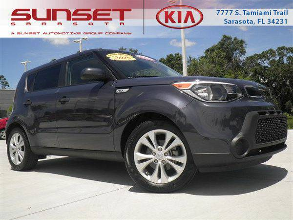 Certified 2015 *Kia* *Soul* + -BAD/GOOD/NO CREDIT!!