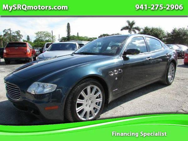 2006 *Maserati* *Quattroporte* Executive GT - - MySRQmotors.com !!!!!